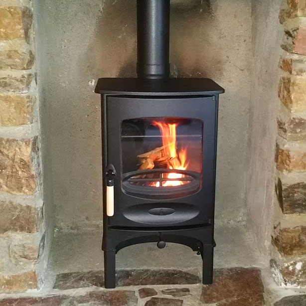 Wood and solid fuel stoves Devon